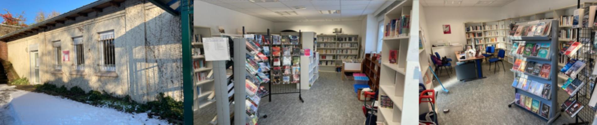 Bibliothèque pour tous Freyming Merlebach